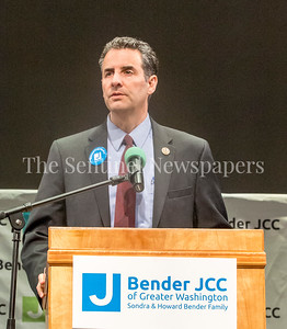 Congressman John Sarbanes (D-MD-3), 03 03 2017 JCC Hate Crime Solidarity Event