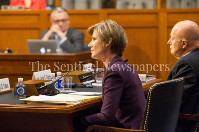 05 08 2017 Sally Yates and General James Clapper testify before Senate Judiciary Committee