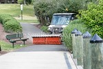 6/27/2017 - Sidewalk cleaning around Lake Whetstone in Montgomery Village, MD, �2017 Jacqui South Photography