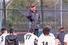 11/1/2016 - Wheaton head coach Oscar Amagunana, ©2016 Jacqui South Photography