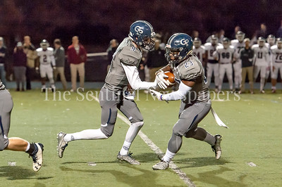 11/4/2016 - Episcopal v Georgetown Prep Football, ©2016 Jacqui South Photography
