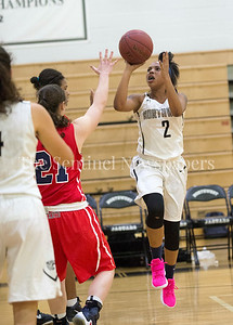 Northwest MariahEllis (2) 12 06 2016 Opening Girls Basketball game. Northwest High School v Wootton High School.
