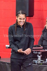 1/7/2017 -Skylar Diggins at the Pat the Roc Academy in Rockville, MD, ©2017 Jacqui South Photography