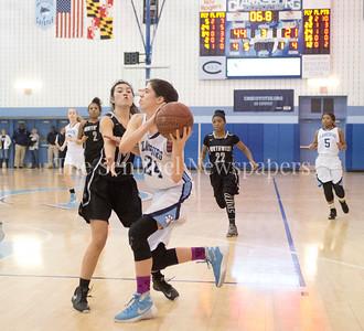 Clarksburg High School Sunny Paul (24), Northwest High School Eva Sanchez (12)