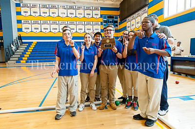 2/4/2017 - Wootton High School - 2017 Montgomery County Bocce Champions, ©2017 Jacqui South Photography