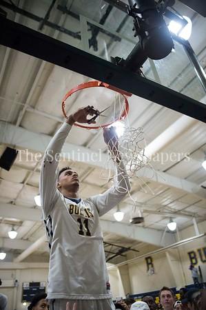 Chyree Walker, 02 18 2017 IAC Championship Basketball Game. Georgetown Prep, v Bullis