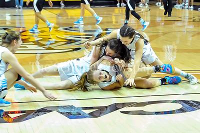 3/8/2016 - Whitman wins the Maryland 4A Girls Semi-Final - Roosevelt v Whitman, ©2017 Jacqui South Photography