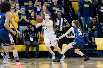 3/11/2017 - Elizabeth Holden (3) in the Maryland Girls 4A Championship - Catonsville v Whitman, ©2017 Jacqui South Photography