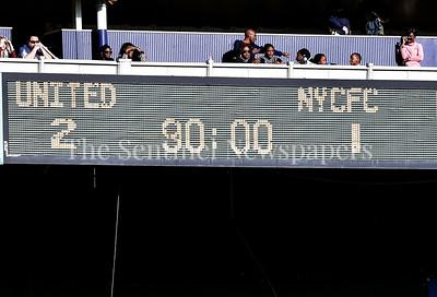 DC United vs. New York FC