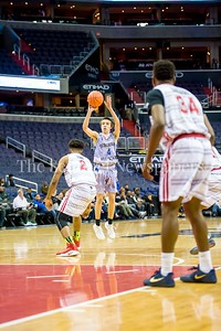 4/8/2017 - Matt Kelly (Quince Orchard High School) shoots in the District v Suburban All-Star Capital Classic game, ©2017 Jacqui South Photography