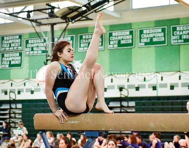 Gymnastics at Walter Johnson High School