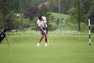 Thomas Baltimore from Bullis. 05 01 2017 Landon v Bullis Golf