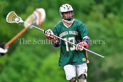 Lacrosse at Clarksburg  High School