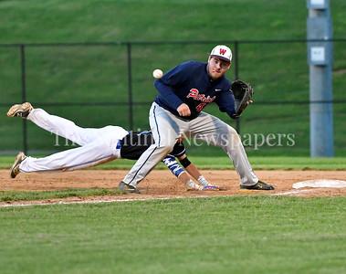 2017  Wootton vs Blake Baseball