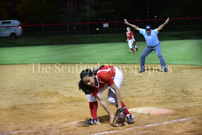 05/16/2017  Blair vs. Richard Montgomery Softball