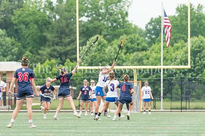5/20/2017 - Bel Air v Sherwood Girls Lacrosse, ©2017 Jacqui South Photography