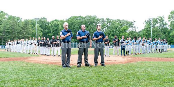 5/23/2017 - Eleanor Roosevelt v Northwest Baseball, ©2017 Jacqui South Photography
