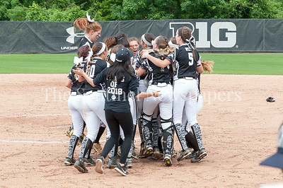 5/27/2017 - Northwest celebrates defeating Sherwood 8-4 in the Maryland 4A Championship, ©2017 Jacqui South Photography