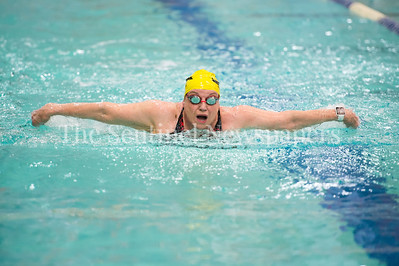 5/28/2017 - Kate Fisken swimming butterfly, ©2017 Jacqui South Photography