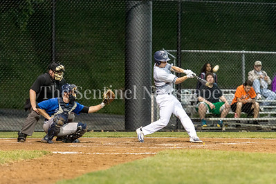 6/5/2017 - Patrick Causa at bat for the Giants, ©2017 Jacqui South Photography