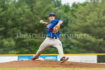 6/5/2017 - Baltimore Dodgers pitcher David Gately, ©2017 Jacqui South Photography