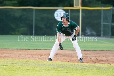 6/12/2017 - In the bottom of the 3rd inning James Outman with a lead off 1st base, ©2017 Jacqui South Photography