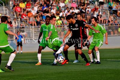 DC United vs Christos FC
