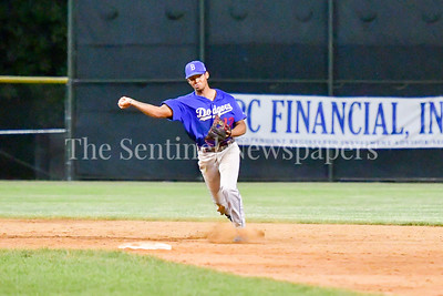 6/15/2017 - Baltimore Dodgers shortstop Austin James (12) ©2017 Jacqui South Photography
