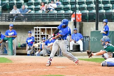 6/15/2017 - Baltimore Dodgers 3rd baseman Taj Porter, ©2017 Jacqui South Photography