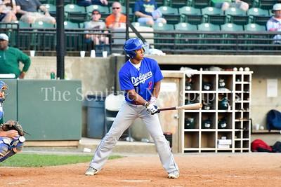6/15/2017 - Baltimore Dodgers Brandon McIlwain (2), ©2017 Jacqui South Photography