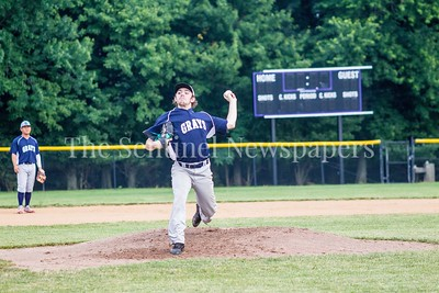 Phillip Ahem (31). 06 22 2017  Rockville Express v D C Grays Baseball