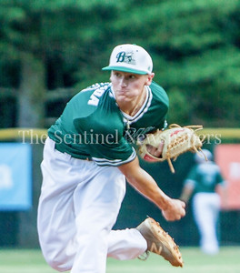 Bethesda BigTrain Joseph Nahas (14), 06 24 2017  Bethesda Big Train v Baltimore Redbirds Baseball