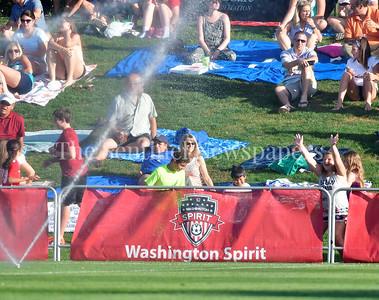 Washington Spirit vs. Portland Thorns