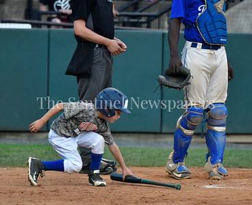 Baltimore Dodgers vs Bethesda Big Train
