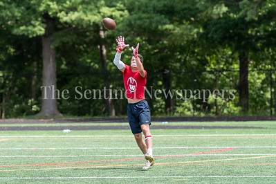 7/8/2017 - War at Wootton 7 on 7 Football, ©2017 Jacqui South Photography