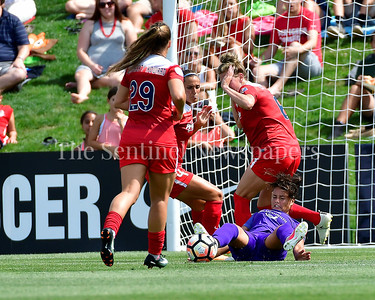 Washington Spirit vs. Orlando Pride