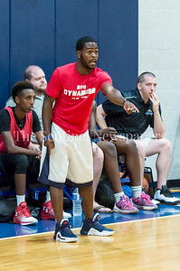 7/18/2017 - Einstein coach Justin Taylor, Maryland Elite Summer Basketball, ©2017 Jacqui South Photography