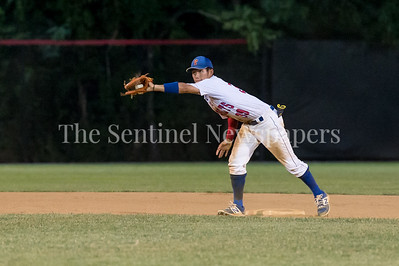 7/21/2017 - Thunderbolts 2nd baseman Alex Yi-Chen Jou, Photo Credit: Jacqui South