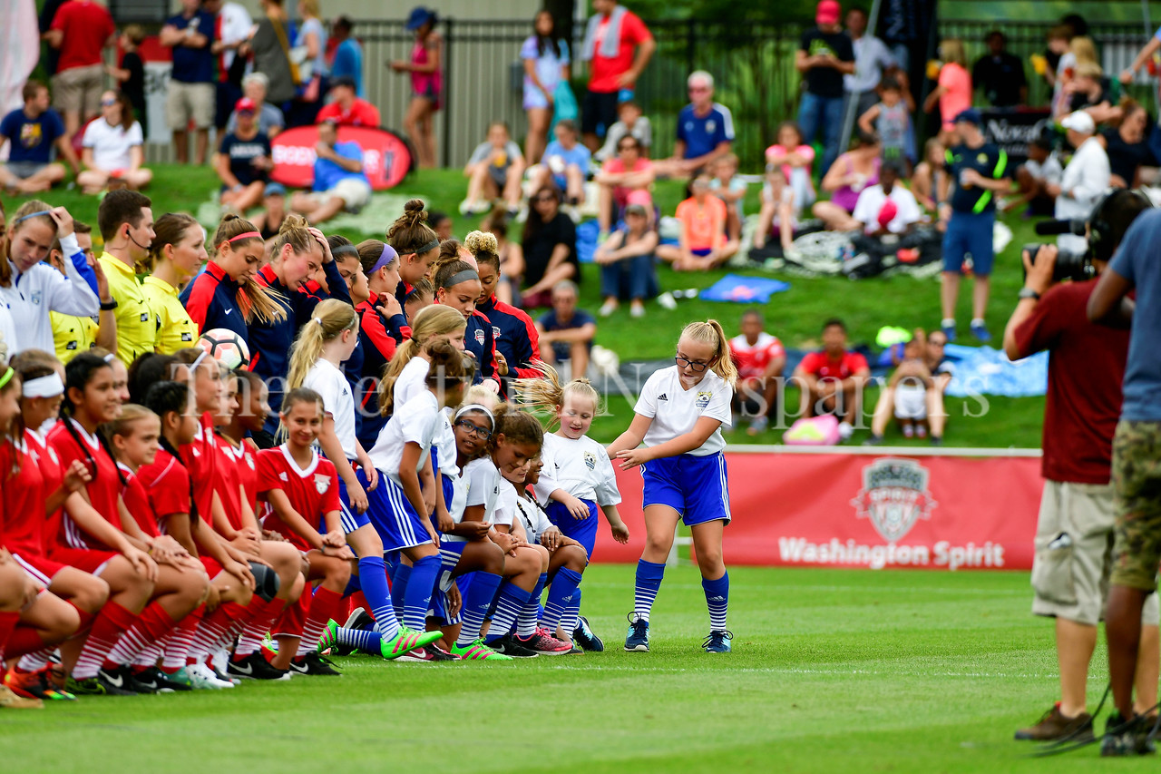 Washington Spirit vs. Boston Breakers