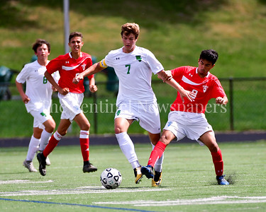 WalterJohnson vs Einstein Boys Soccer