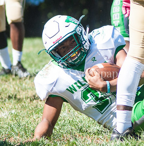 09 23 2017 John F Kennedy High School hosts Walter Johnson High School in Football.