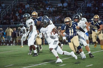 09 28 2017 Northwest High School at Our Lady of Good Council High School Football