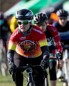 Jamie Morton, the current leader  in the Sportif :Cross  Cup Series won today's race in the Cat 3/4 Women's race.   Her winning time was a 39:50.9  South Germantown Bicycle 'Cross Event #5 in the 2017 Sportif 'Cross Cup Photo Credit:  David Wolfe