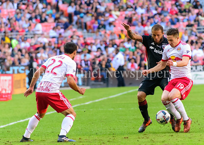 DC United vs NY Red Bulls  10-22-17 Photo by David Wolfe