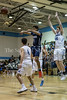 Springbrook's Matthew Balanc hits an open teammate on the wing. PHOTO BY MIKE CLARK