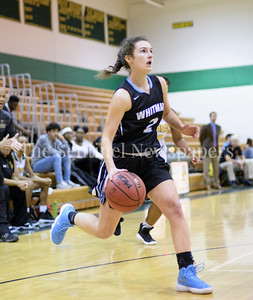 Sophie  Whitman vs Kennedy Girls Varsity Basketball Photo Credit:  David Wolfe