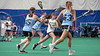Grace Nemeroff of 2022 MC Elite Midnight splits the defenders for a score. PHOTO BY MIKE CLARK