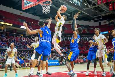 3/8/2018 - Maryland 4A Boys Semifinal, Gaithersburg v Perry Hall, ©2018 Jacqui South Photography