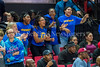 3/8/2018 - Gaithersburg fans, Maryland 4A Boys Semifinal, Gaithersburg v Perry Hall, ©2018 Jacqui South Photography