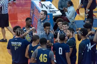 6/25/2018 - Good Counsel v Whitman Boys Basketball, ©2018 Jacqui South Photography